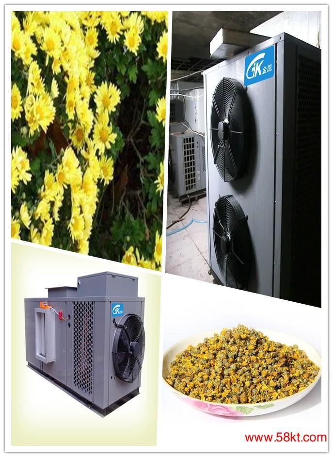 广州金凯鲜花节能烘干机