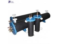 泳池热泵钛管换热器