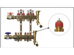 杭州丹麦丹佛斯集分水器组件