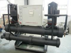 水源热泵式地温空调