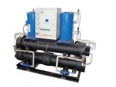 涡旋式水地源热泵机组