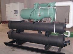 干式水地源热泵机组