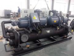 满液式水地源热泵机组
