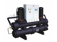 涡旋壳管式水地源热泵