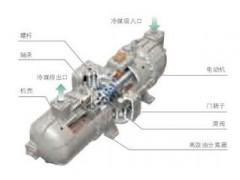 大金螺杆压缩机解剖图