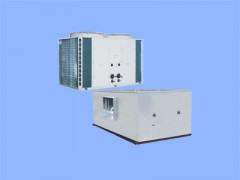 风冷热泵分体式空调机组