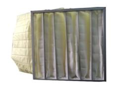 中央空调袋式过滤器