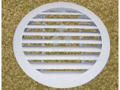 圆形斜片散流器