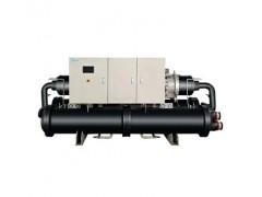 满液式螺杆水(地)源热泵