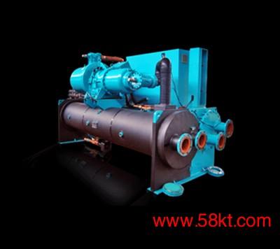 美意水-水螺杆式水源热泵