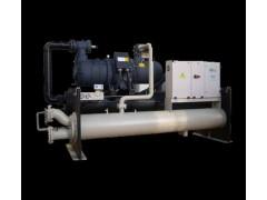美国美意水-水螺杆式水源热泵高温系列