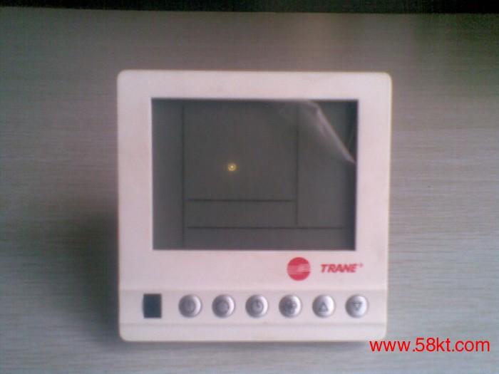 特灵中央空调液晶控制面板