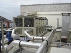 风冷模块中央空调工程