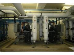 工厂水冷冷水中央空调工程
