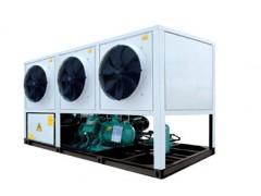 蒸发式冷凝螺杆式冷水机组
