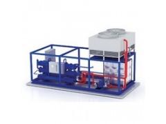 一体化水冷螺杆式工业冷水机组