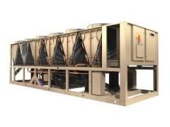 变频螺杆式风冷冷水机组YVAA