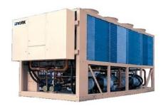 螺杆式空气源热泵机组YEAS