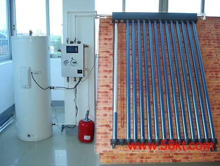 太阳能热水器热管集热器
