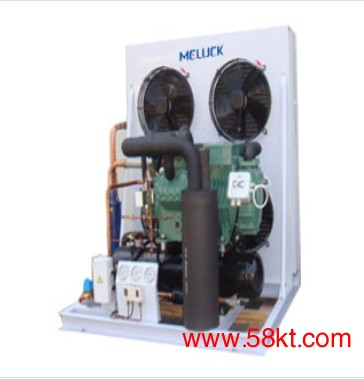 FNS系列半封闭低噪音压缩冷凝机组