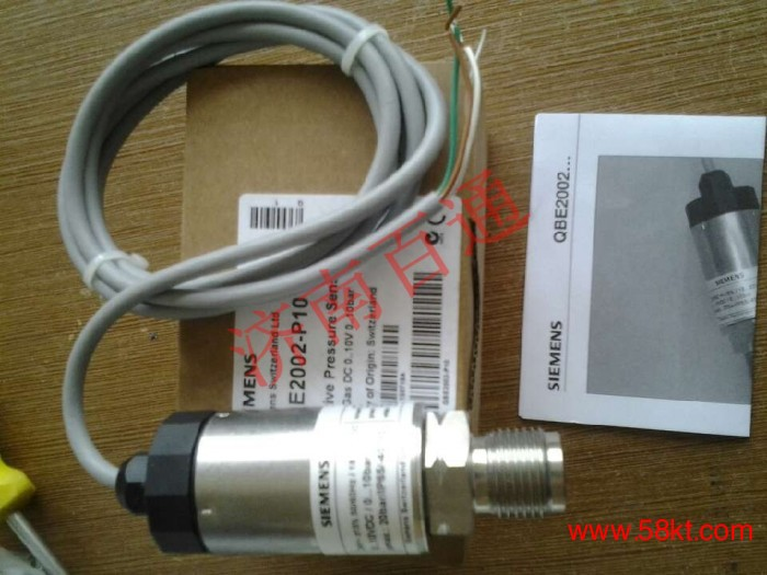西门子压力传感器