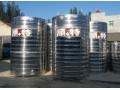 9吨不锈钢保温水箱