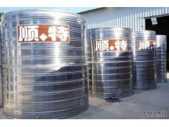 8吨空气能保温水箱