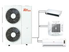 中央空调薄客直流变频自由拖