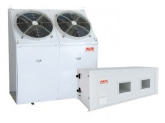 高静压风管送风式空调(热泵)机