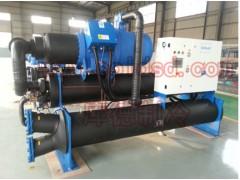 高温型水(地)源热泵螺杆式机组
