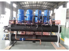 模块式水冷涡旋冷水机组系列