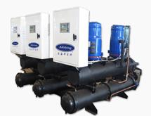 艾富莱地源热泵机组