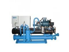 零下35度水冷螺杆式低温冷水机