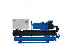 水冷螺杆式冷水机组-单压机