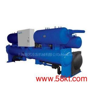 节能高效满液式水冷螺杆式冷水机