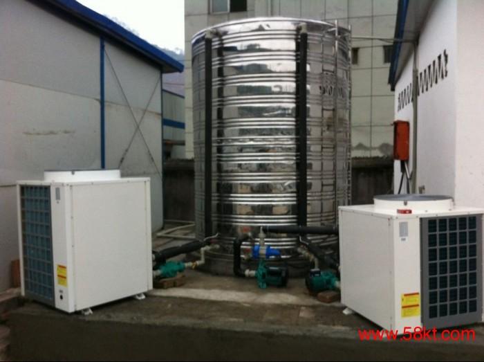 工地浴室专用节能空气能热水器