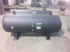 空调卧式储液器