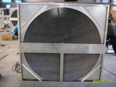 热回收转轮全热交换器