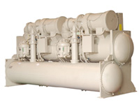 麦克维尔WDC/WCC双压缩机冷水机组