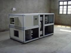 转轮式热交换器机组