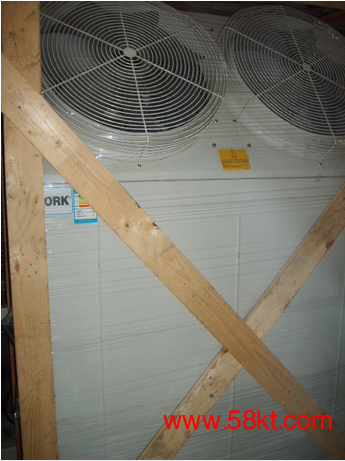 约克户式风冷冷热水中央空调