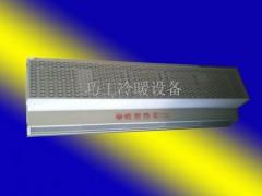 节能型燃气热风幕机