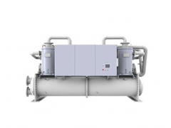麦克维尔单螺杆式水源热泵干式机组