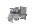 麦克维尔单螺杆式水源热泵满液式