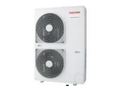 东芝家用洁净中央空调, 带来PM2.5空气质量解决方案