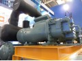 工业冷水机组低压报警