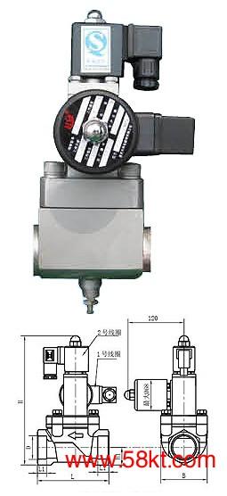 锅炉用电磁阀