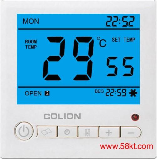 风机盘管空调温控器