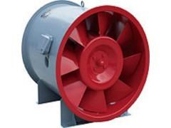 高效低噪混流式消防高温排烟风机