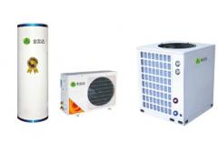 金国达空气源热泵热水器